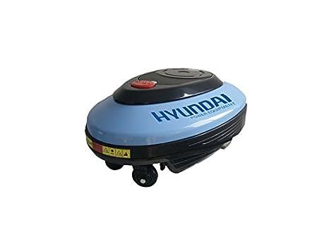 Hyundai HTDER104A - Robot cortacésped, 24 V, 4 Ah, inducción ...