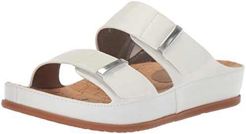 Slide WoMen Sandal White Cherilyn Baretraps Parent US qEdnZzZxwC
