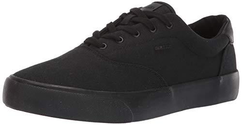 (Lugz Men's Flip Sneaker, Black, 11 D US)