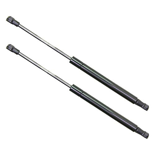 """Schnecke 2pcs 12.31"""" Front Hood Lift Support for 2004 to 2010 BMW 525I 525XI 528I 528I XDRIVE 528XI 530I 530XI 535I 535I XDRIVE 535XI 545I 550I 650I M5 (E60 Body Code) struts gas spring shock rod prop"""