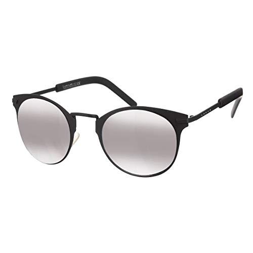 soleil Noir taille Femme Lotus de Sunglasses Noir Lunette unique Hwnq7T