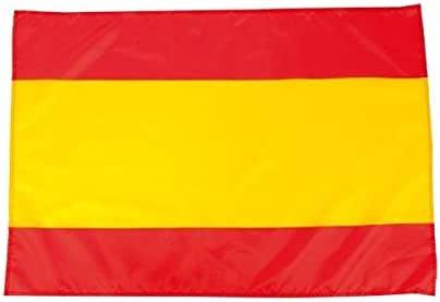 Bandera España con cinta – 100 x 70 cm Design – España: Amazon.es: Electrónica