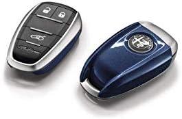 2 Pezzi Logo Chiave Telecomando Fregio Stemma Emblema 20mm Compatibile Chiavi Mini Logo Nero Cromato Metallo