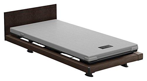 パラマウントベッド 電動ベッド インタイム1000 マットレス付 3モーター ヨーロピアン フットボードあり (グレー) RQ-1336SH+RM-E581A 【4梱包】 B076DB2FL9 抽象柄(メタリック)|ヨーロピアン フットボードあり (グレー) 抽象柄(メタリック)