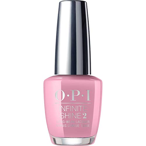 OPI Infinite Shine Nail Polish, Rice Rice Baby, 0.5 Fluid Ounce