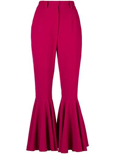 - Dolce e Gabbana Women's Fta5rtfurdvf4079 Fuchsia Viscose Pants