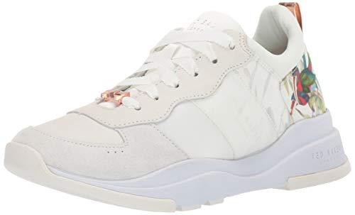 (Ted Baker Women's WAVERDI Sneaker, Tutti Frutti Leather/Textile, 8.5 M US)