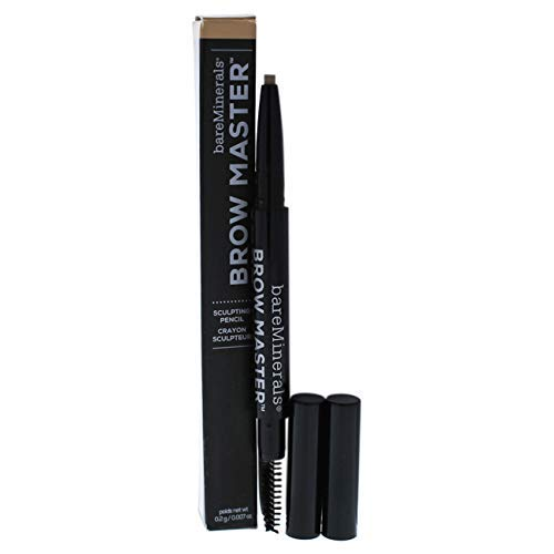 Image of bareMinerals Brow Master Sculpting Pencil Blonde for Women, 0.007 Ounce