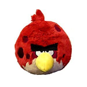Angry Birds Plush 8-Inch Big Brother Bird with