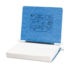 Pressboard Hanging Data Binder, 11 X 8-1/2 Unburst Sheets, Light Blue By: ACCO by Office Realm