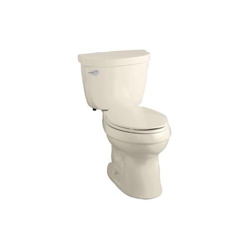 Kohler Cimarron Comfort Height Elongated 1 6 Gpf Toilet