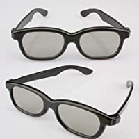 RISHABH EXPORTS Polarized 3D Glasses for 3D TV and Cinema Theatres