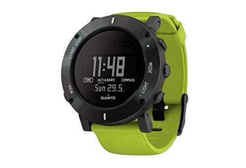 Suunto Core Watch - Lime Crush, one Size
