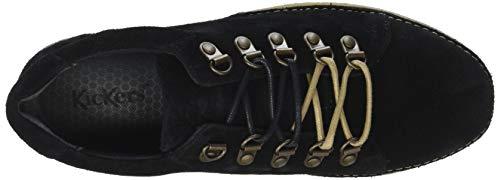Zapatillas Kickers Noir Negro para Mujer Sprite 8 pxCq4