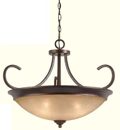 Triarch Industries - 31401-27 : La Costa Semi Flush/Pendant -