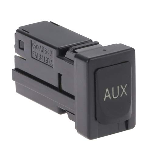 Aux Port Input Aux Adapter for Toyota Corolla Tundra Camry RAV4 Tacoma Highlander 86190-02010 86190-02020