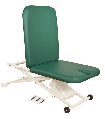 Oakworks Medical PT150 Professional Medical Treatment & Lift Table (29'' Width - 2.5 In. Comfort Top, Blue Grass)