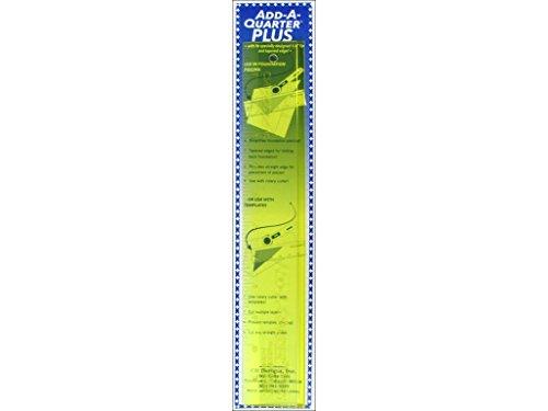 CM DESIGNS CMD20012  RULER 12 ADD-A-QUARTER PLUS