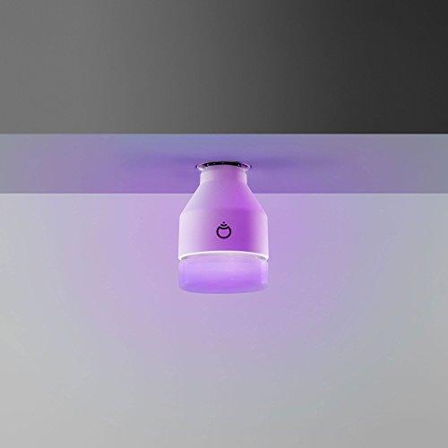 LIFX 1100-Lumen, 11W Dimmable A19 LED Light Bulb (LHA19E26UC10) Multi Colored - 75W - New