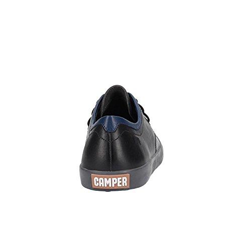 Camper Pursuit, Scarpe Stringate Oxford Uomo Nero (Black 001)