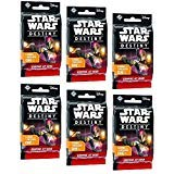 - BUNDLE: Star Wars Destiny: Empire at War Booster Packs (6 Booster Pack Lot)