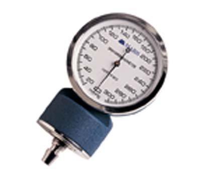 Mabis Aneroid Manometer for Precision Series, Blue 05-234-010