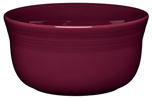Fiesta 28-Ounce Gusto Bowl, Claret
