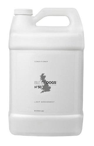 NSD Fitness Isle of Dogs Coature No 50 Light Management Conditioner 1 Gallon by NSD Fitness