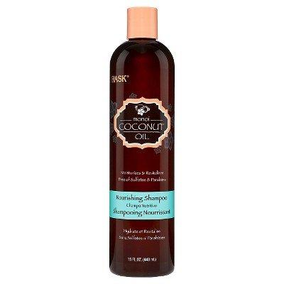 HASK174; Coconut Oil Nourishing Shampoo - 15oz