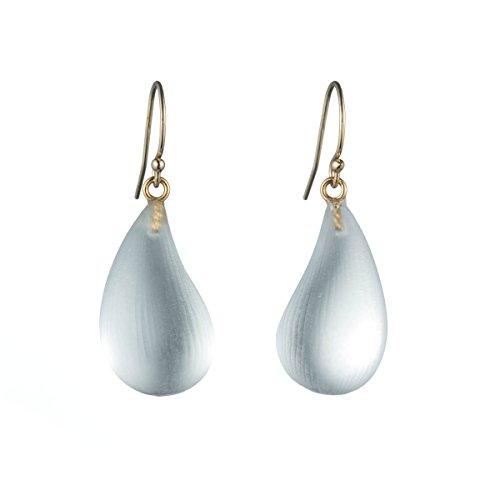 Alexis Bittar Women's Dewdrop Earrings Silver