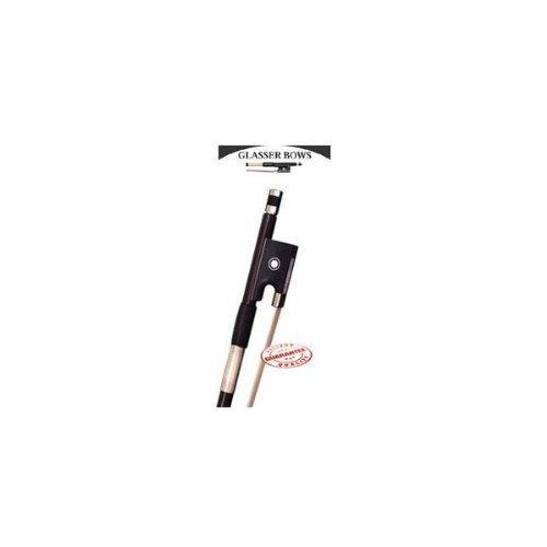 Glasser 203SH3/4 Premium Fiberglass Violin Bow, 3/4