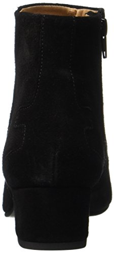 Selected Women's Sfbecky Suede Boots Black wCrvLEzW3v