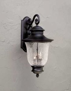 Forte Lighting Outdoor Sconce in US - 1