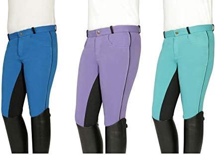 meilleurs tissus ramasser design intemporel PFIFF - Enfant Pantalon d'équitation