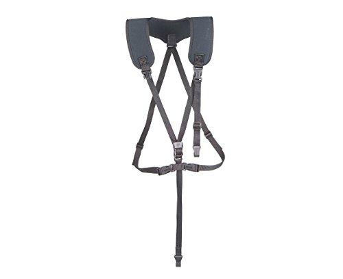 - Neotech Acoustic Harness, Black, Regular Guitar Strap (8501162)