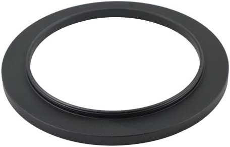 Fotga Black 74mm to 77mm 74-77mm Step Up Filter Ring for DSLR Camera Lens and Neutral Density UV CPL Circular Polarizing Infrared Len Filters