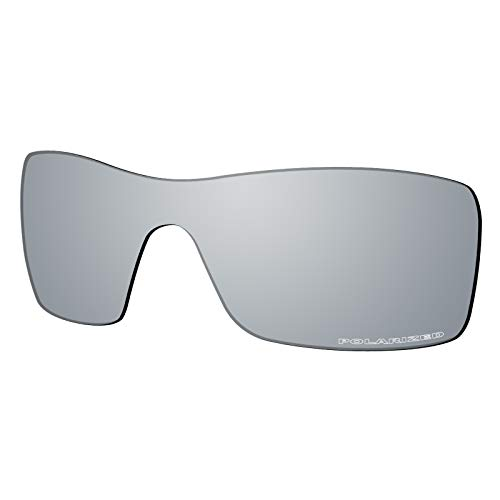New 1.8mm Thick UV400 Replacement Lenses for Oakley Batwolf Sunglass - Options