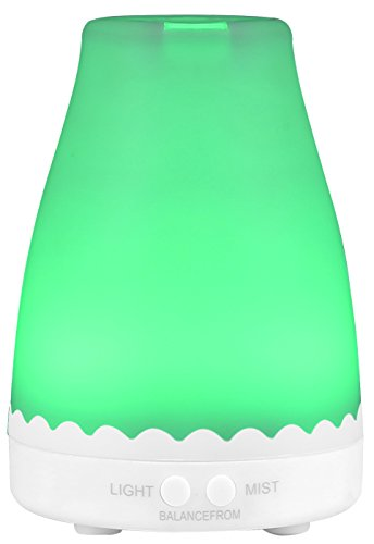 aroma diffuser cool humidifier light
