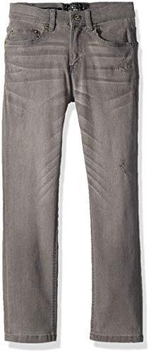 Lucky Brand Big Boys' 5-Pocket Skinny Fit Denim Jean, Mystic Road, - 5 Pocket Skinny Jean