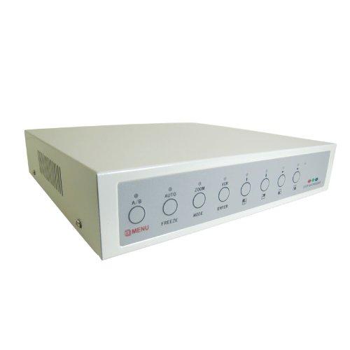 Ace Qd4ch 4 Channel Color Quad Processor *No Loop Out Ports*