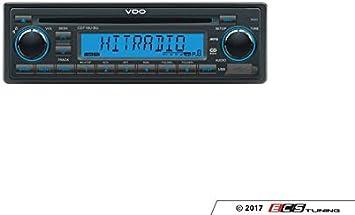 Vdo 12 Volt Pkw Auto Radio Rds Tuner Cd Mp3 Wma Elektronik