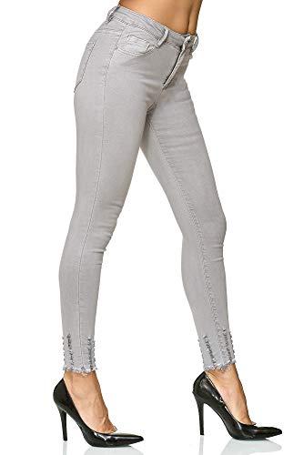 Pantalón Lt grey Elara Mujer Para ZPCZqw