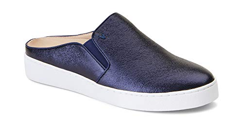 (Vionic Women's Splendid Dakota Slip-on Mule Navy 5 M US)