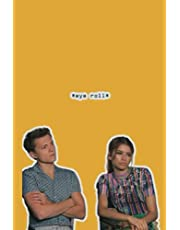 Tom Holland and Zendaya - eye roll: notebook / journal Blank Lined Ruled 6x9 120 Pages