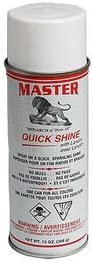 1 Master Quick Shine Pool Cue Leather Leather Shine Easy to Use!