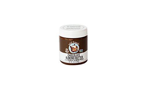 Wild Friends Foods Almond Butter, Chocolate, 10 oz Jar