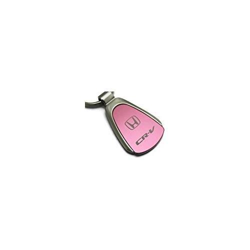 Honda CR-V CRV Logo Pink Tear Drop Key Chain DanteGTS