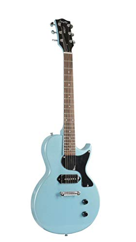 Firefly FFJR Solid Body Electric Guitar (Blue)