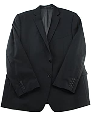 Calvin Klein Black Slim Fit Jacket 44R