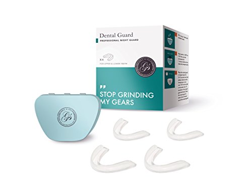 professional-dental-guard-pack-of-4-stops-teeth-grinding-bruxism-eliminates-teeth-clenching-includes